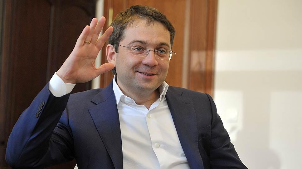 Андрей Чибис с удовлетворением отмечает заинтересованность банков в кредитовании ЖКХ
