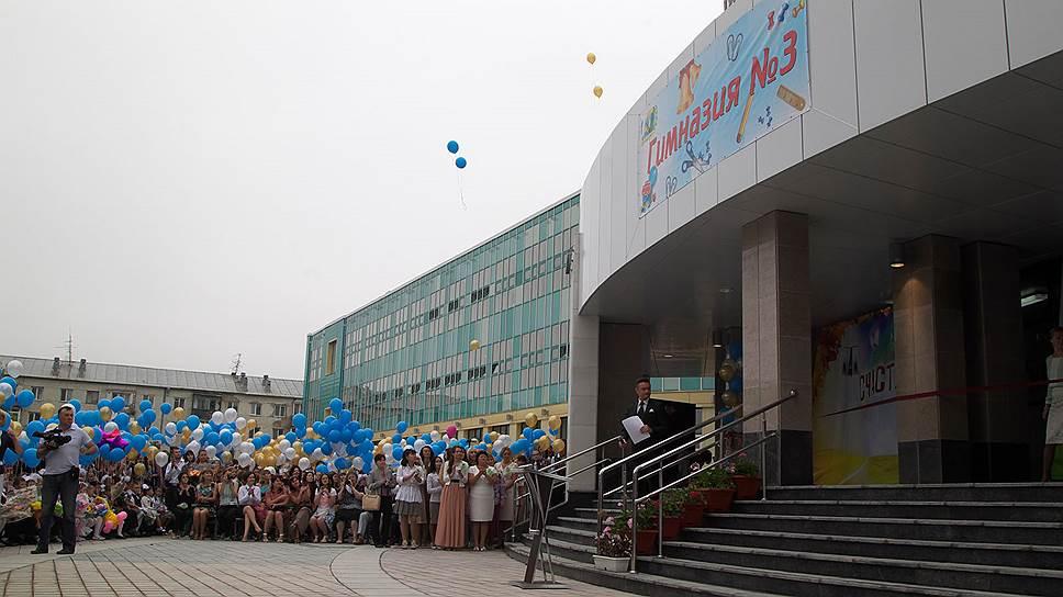 Строительство гимназии N3 стало одним из самых крупных и амбициозных проектов властей Южно-Сахалинска и области