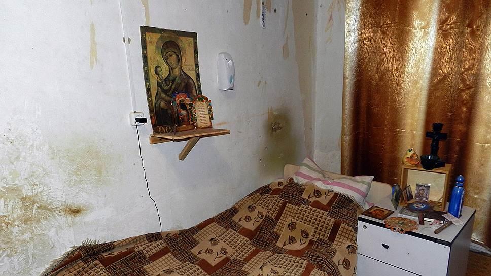 Личными вещами могут похвастаться далеко не все жильцы Звенигородского ПНИ