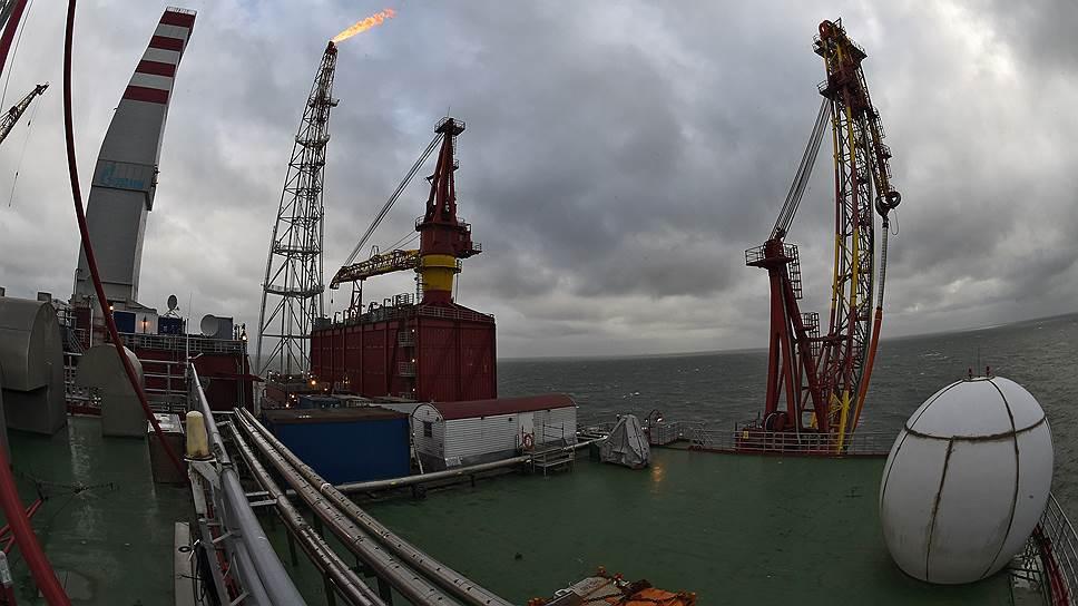 Высокая цена на нефть делает выгодной ее добычу даже в самых труднодоступных местах