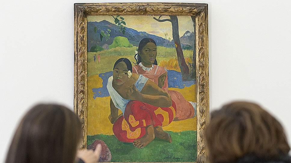 """Владелец картины Поля Гогена """"Когда ты выйдешь замуж?"""" решил избавиться от нее за $300 млн"""