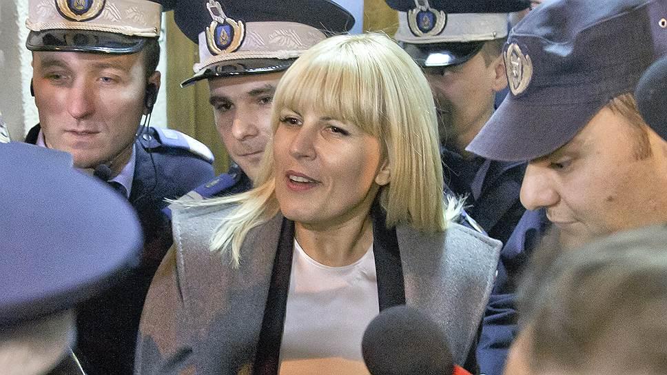 Обвиненная в отмывании денег Елена Удря хочет сделать свою тюремную камеру чище