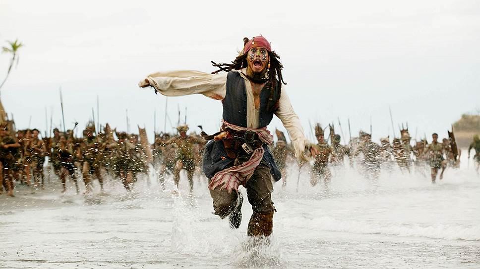 Капитану Джеку Воробью (Джонни Депп) предстоит спасаться бегством в пятый раз
