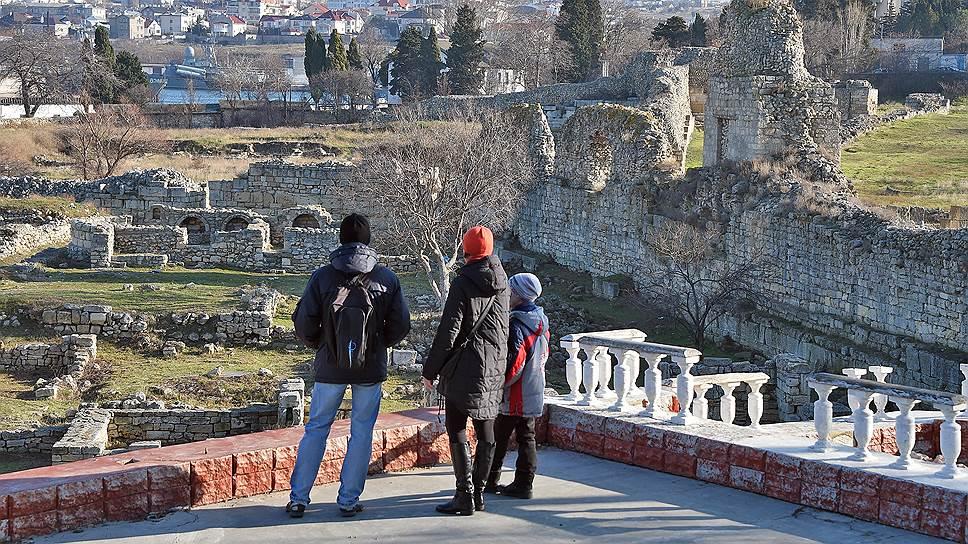"""Музей """"Херсонес Таврический"""", имеющий охранный статус ЮНЕСКО, неожиданно стал учреждением городского подчинения"""