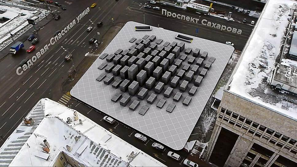 Примеры проектов монумента жертвам политических репрессий с сайта музея ГУЛАГа (в конкурсе не участвуют)
