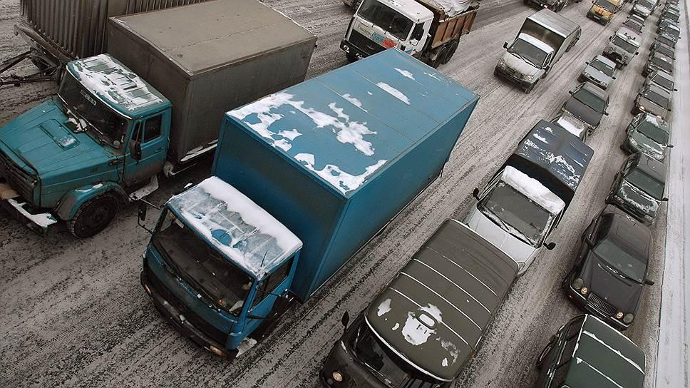 Опознать калининградский крематорий на колесах в потоке фур и других грузовых машин было крайне затруднительно