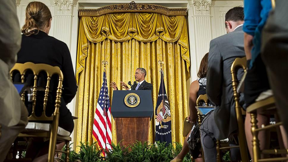 Соглашение по иранской ядерной программе может стать главным достижением второго президентского срока Барака Обамы