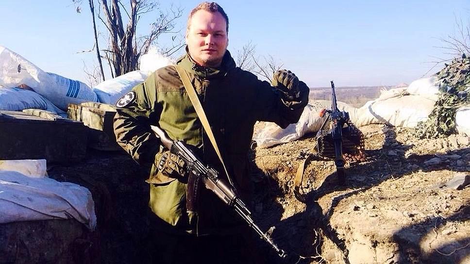Иван Катанаев несколько раз ездил в Горловку и Славянск в составе гуманитарных миссий