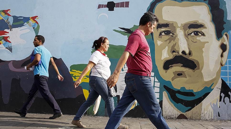 Почему выборы в Венесуэле возродили старый пограничный спор