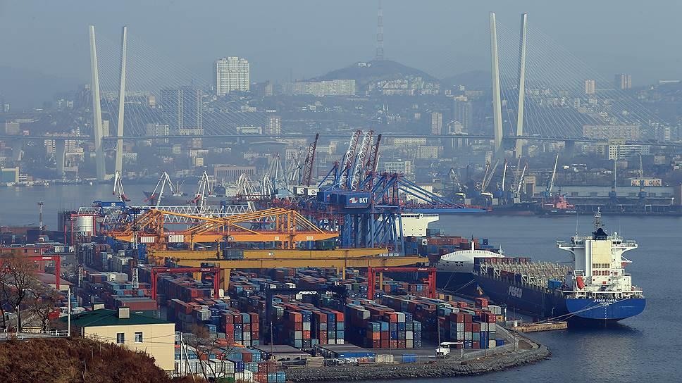 Развитие свободного порта Владивосток — одна из главных тем, которые будут предложены вниманию участников Восточного экономического форума