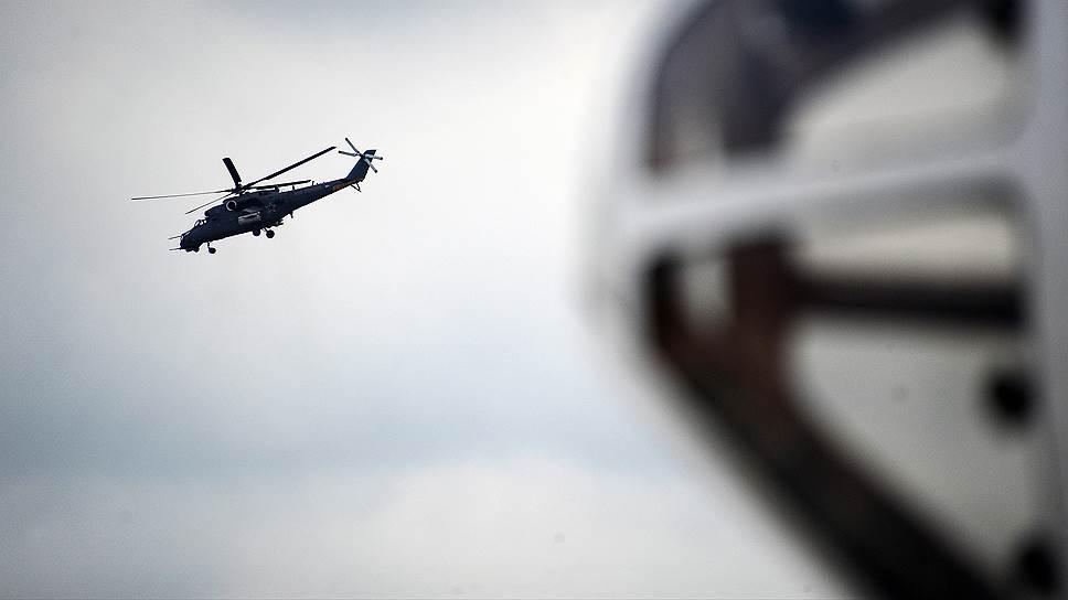 Во время войны России против ИГ за российскими самолетами и вертолетами пристально наблюдают не только политики, но и военные — потенциальные покупатели оружия для своих стран