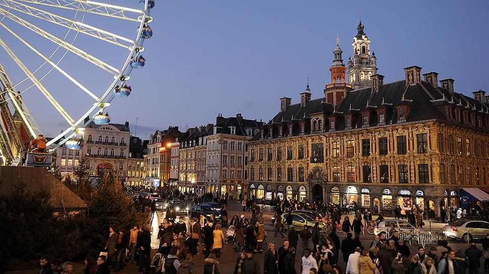 Став частью высокоскоростной линии Лондон-Париж и Лондон-Брюссель, Лилль превратился из угасающего промышленного центра в третью по значимости торговую и финансовую столицу Франции, а также туристический центр