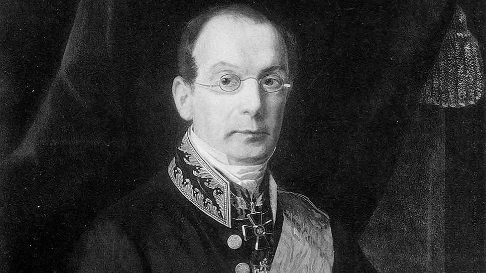 Министры финансов империи (на фото П. Ф. Брок) не видели ничего криминального в том, что их непосредственный подчиненный Вердеревский живет не по средствам