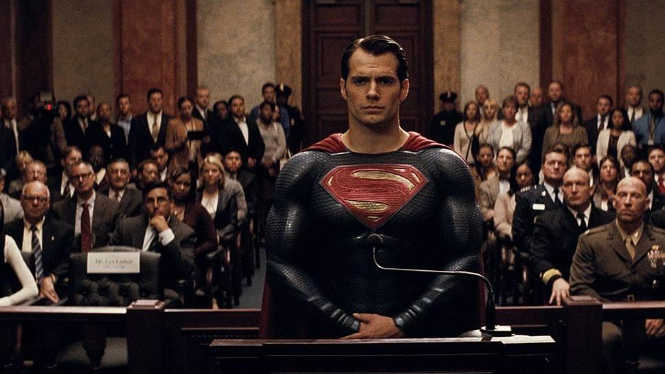 """Кадры из фильма """"Бэтмен против Супермена: На заре справедливости"""""""