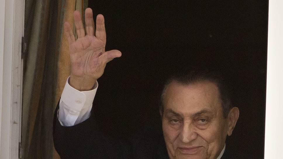 До своего свержения Хосни Мубарак (на фото) мешал Эфиопии начать строительство плотины любыми способами, вплоть до угрозы объявления войны