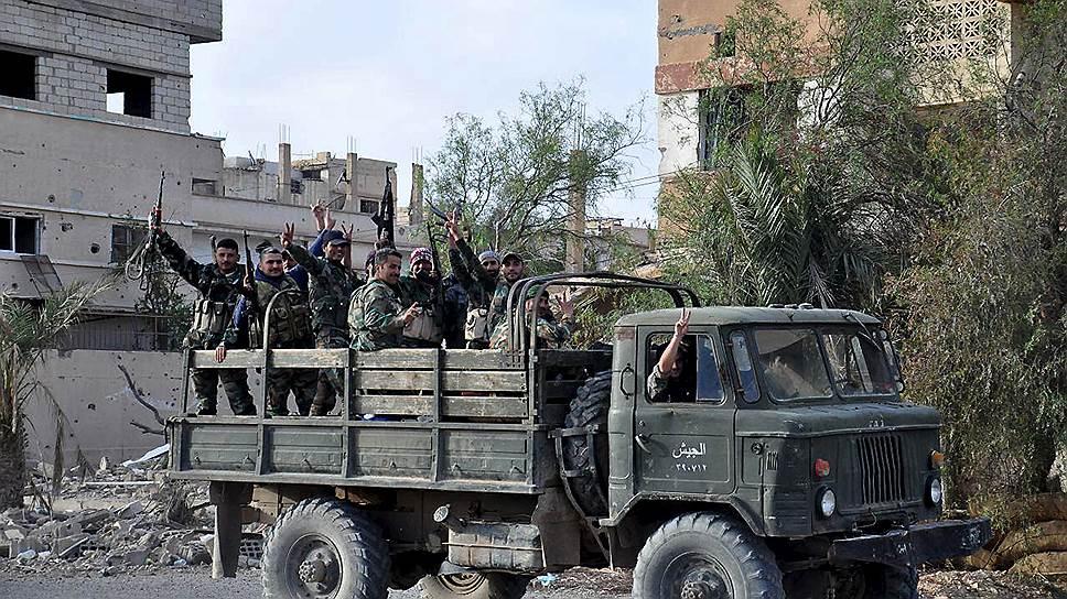 Сирийские военные хотят покупать российское оружие, но пока у ведущего войну Дамаска на это нет денег