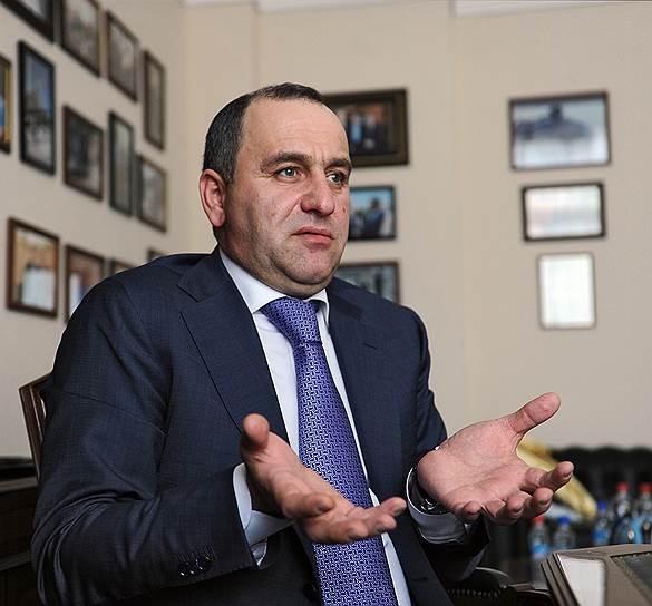 Президент Карачаево-Черкесской Республики Рашид Темрезов