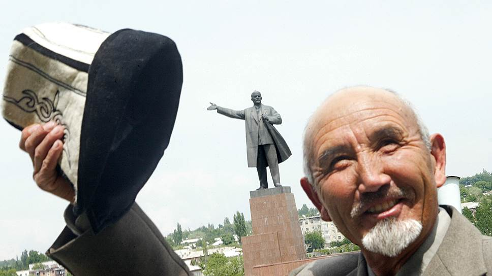 """Киргизию, в отличие от многих других постсоветских стран, """"Ленинопад"""" обошел стороной"""