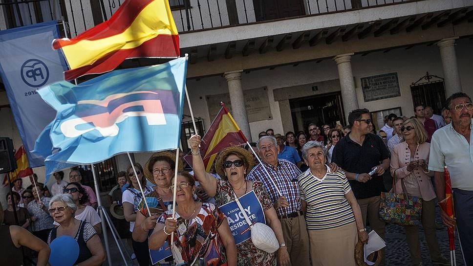 Почему испанцы теряют доверие к существующей в стране политической системе