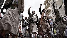 """Вместо хуситов (на фото) Эр-Рияд теперь называет своим врагом номер один """"""""Аль-Каиду"""" на Аравийском полуострове"""""""