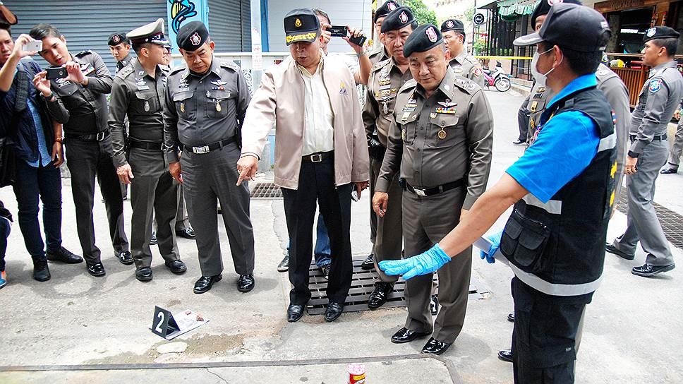 Ради защиты туристической отрасли власти Таиланда отрицают возможную причастность исламистов к взрывам в нескольких городах страны