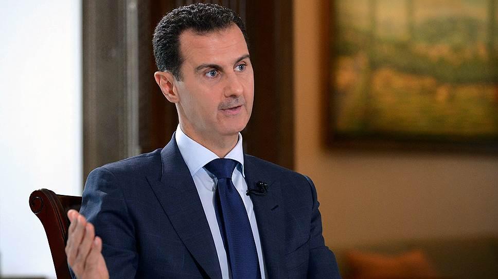 Если бы на Ближнем Востоке не было никакого внешнего присутствия, президент Сирии Башар Асад (на фото) мог бы с большой вероятностью повторить судьбу президента Афганистана Мохаммада Наджибуллы