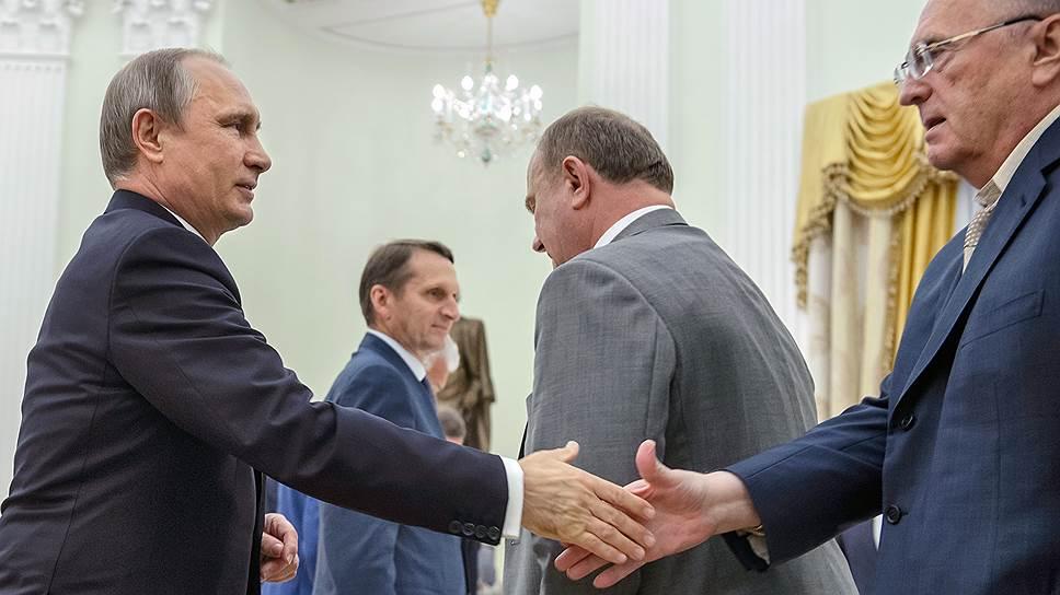 У лидера каждой партии есть надежда убедить Владимира Путина в пользе своей программы