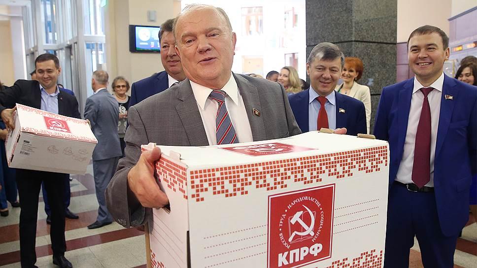 После предыдущих думских выборов объем документов, которые партиям необходимо передать в ЦИК, значительно вырос