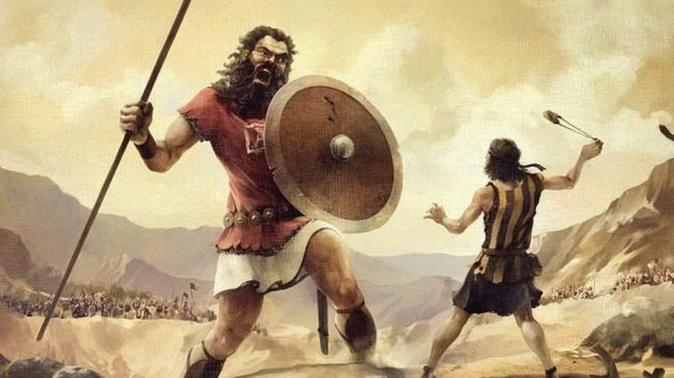 Существование Давида и Голиафа все еще под вопросом, но место, где могла происходить их схватка, уже определено