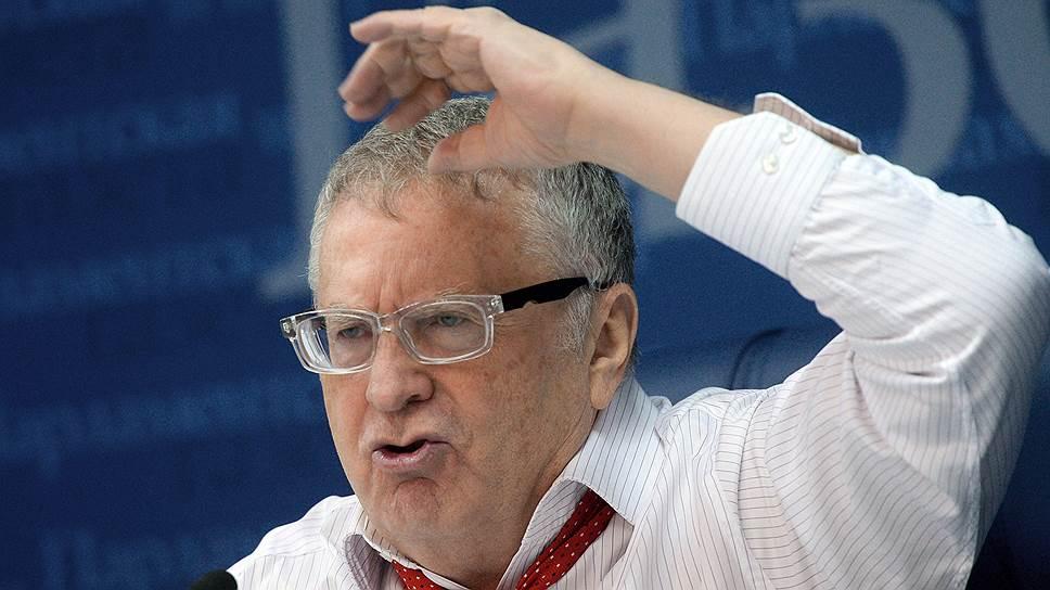Какую новую формулу для продвижения России на юг предложил Владимир Жириновский