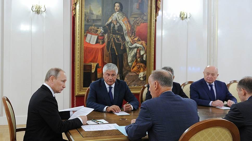Встречи постоянных членов Совета безопасности РФ стали местом для обсуждения важнейших вопросов и принятия судьбоносных решений