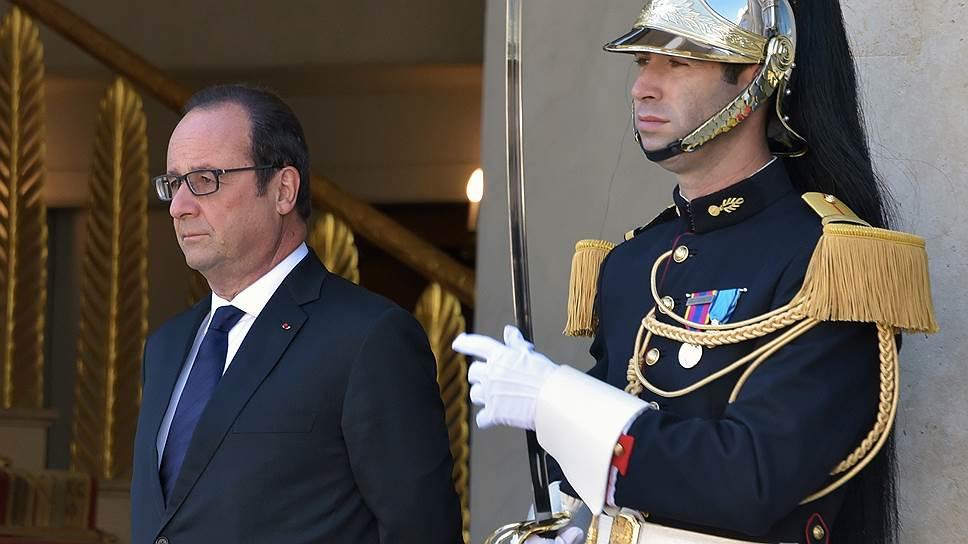 Похоже, карьерные устремления нынешнего французского президента, на его будущее никак не повлияют