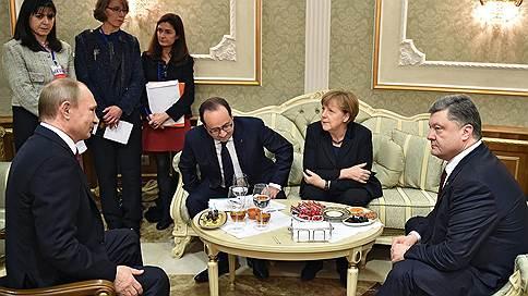 От Нормандии до Берлина // 19 октября состоялась очередная встреча лидеров Германии, Франции, России и Украины