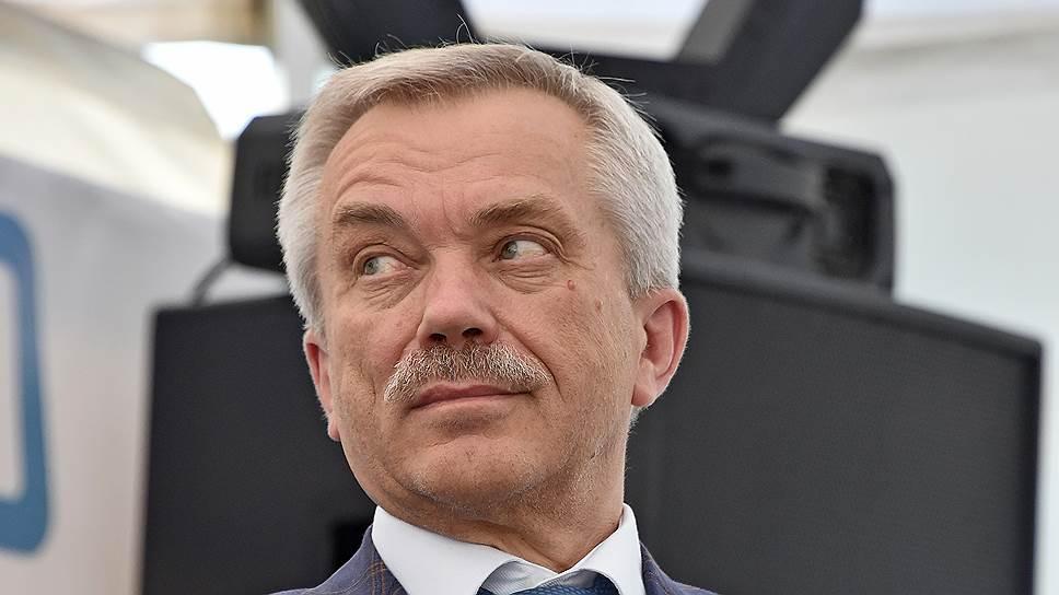 Губернатор Белгородской области Евгений Савченко один из немногих действующих губернаторов, который был избран еще до начала эпохи назначений