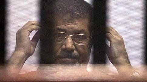 Мурси сохранили жизнь // Бывший президент Египта избежал смертной казни