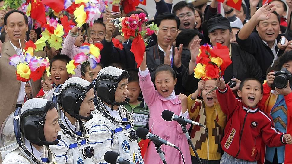 Китайцы испытывают давно забытое в России и США ощущение гордости за страну, покоряющую космос