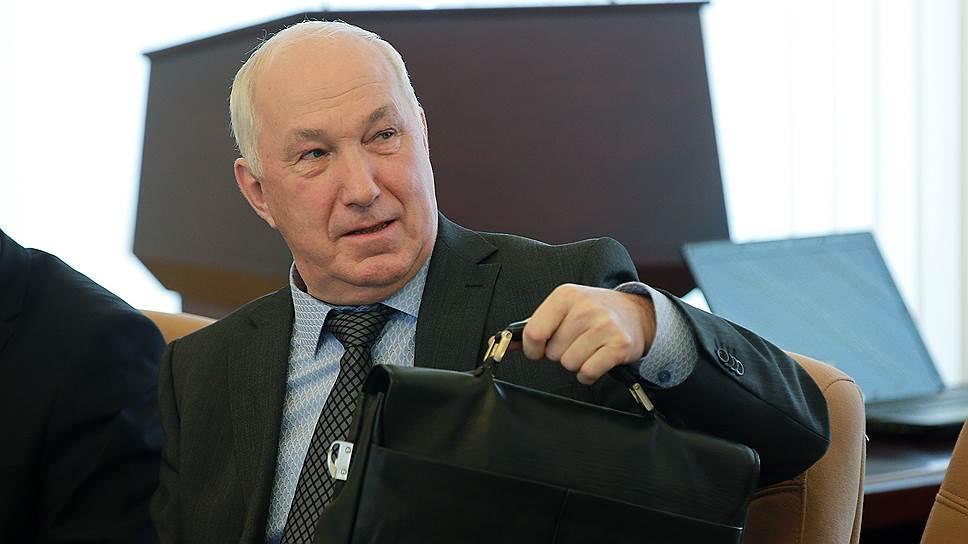 Мэр Хабаровска Александр Соколов — последний старожил из некогда могущественного корпуса ярких градоначальников