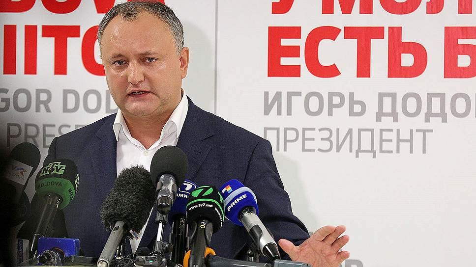 Как Молдавия и Приднестровье выбрали новых президентов