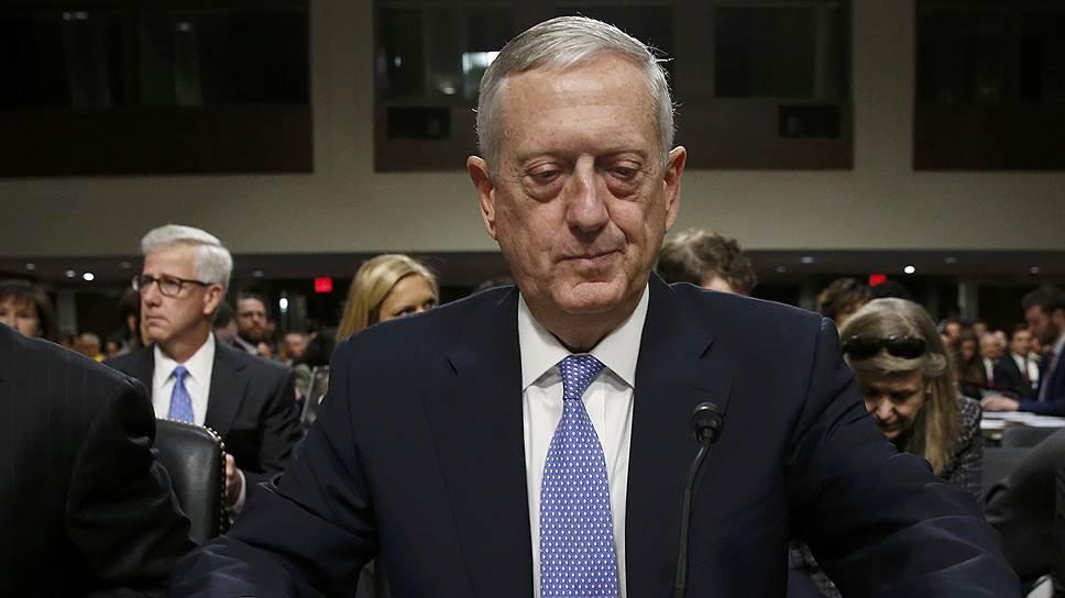Джеймс Мэттис считается одним из самых яростных критиков Обамы в сфере оборонной политики