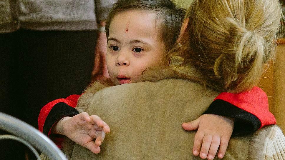 «В понедельник, 16 января, в органах опеки мне сказали, что Полину и Петю мне не отдадут» (на фото — Светлана Дель и ее сын Петр)