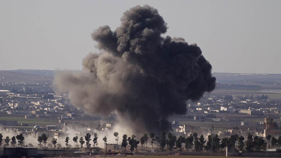 В конце января Россия и международная коалиция во главе с США нанесли первый совместный авиаудар по боевикам ИГ в сирийском городе Эль-Баб