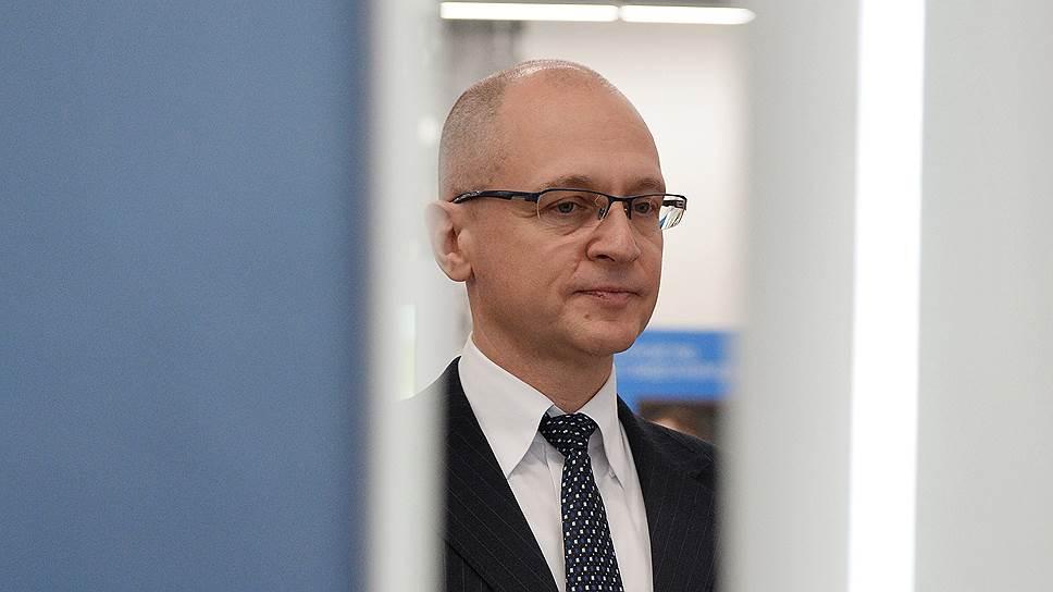 В планах недавно назначенного первого заместителя главы администрации президента Сергей Кириенко пересмотр критериев оценки работы губернаторов, основным из которых станет экономический