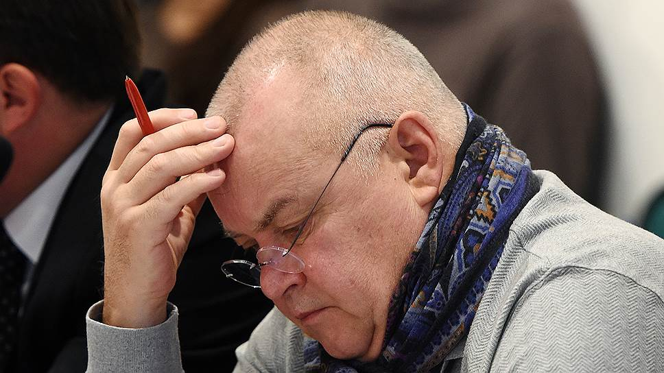 Дмитрий Киселев часто воспринимается как голос самого Кремля, хотя может позволить формулировки поострее официальных