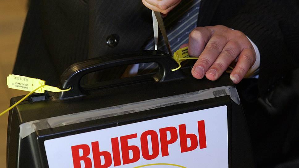 В России набирает ход еще официально не объявленная президентская кампания
