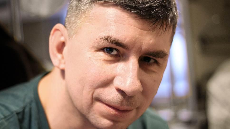 Организатор детского туристского лагеря приключений «Золото Белого моря» Денис Орлов