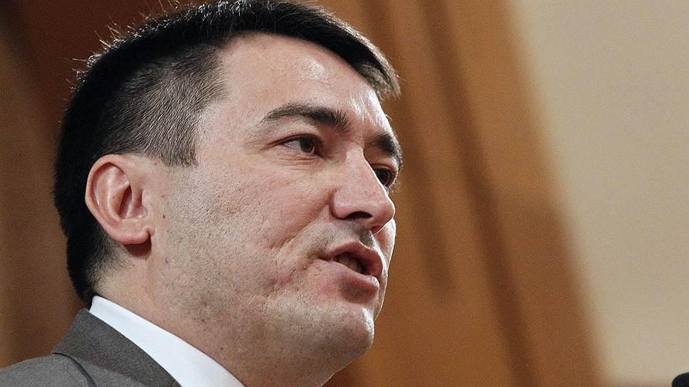 Бывший вице-премьер правительства Крыма Рустам Темиргалиев