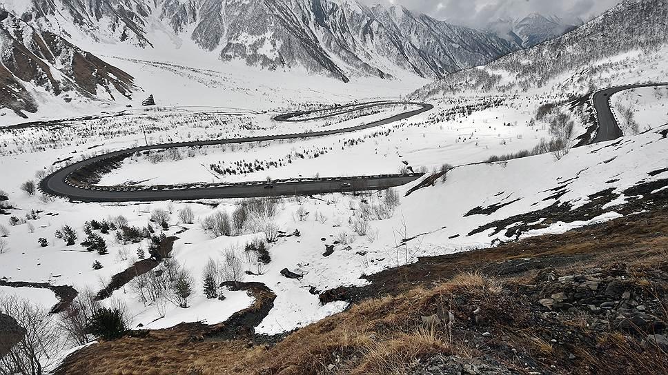 Как только страны договорятся между собой, Россию и Армению может соединить новый транспортный коридор, проходящий по территории Южной Осетии