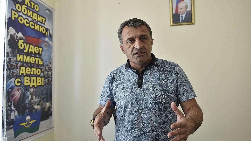 Анатолий Бибилов — о реформах, назначениях и перспективах в Южной Осетии