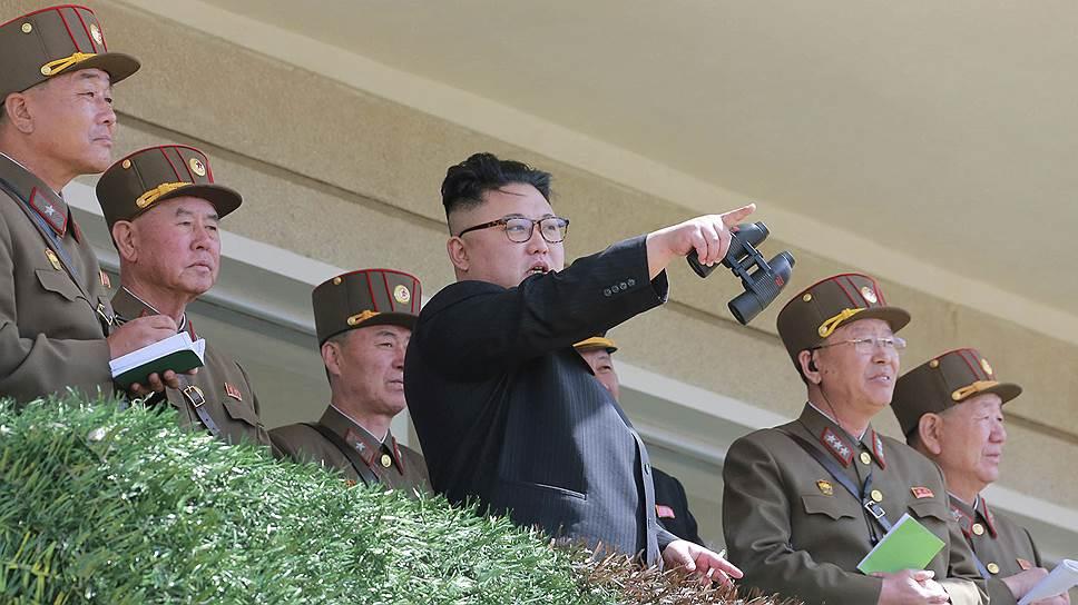 Одним из вариантов решения северокорейского вопроса США видят ликвидацию Ким Чен Ына и всех, кто руководит ракетно-ядерной программой КНДР