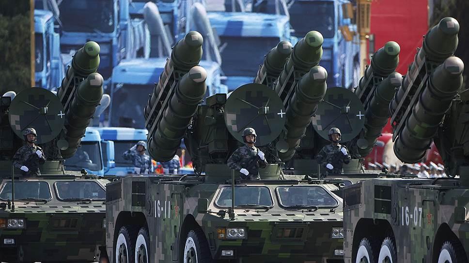 Масштабная модернизация и укрепление вооруженных сил КНР в последние десятилетия стали поводом для приглашения Пекина к обсуждению мирового ядерного сдерживания